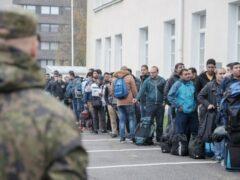 Очередная драка произошла в центре приема беженцев в Финляндии
