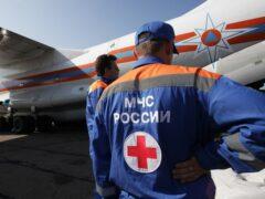 Летчиков разбившегося под Красноярском МиГ-31 доставили в больницу