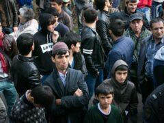 В Петербурге стало на 500 тысяч мигрантов меньше