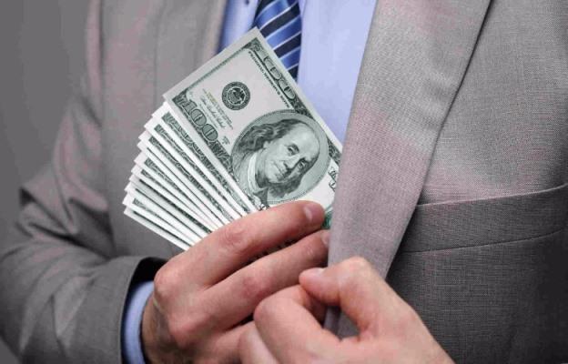 деньги взятка