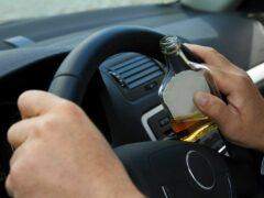 В Енисейске задержали пьяного угонщика автомобиля