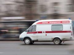 В Иванове иномарка врезалась в «скорую помощь»