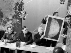 Люди впервые увидели изображение лунной поверхности 50 лет назад