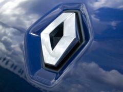Renault Morphoz: электрический кроссовер-трансформер