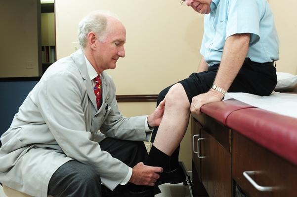колено болезнь