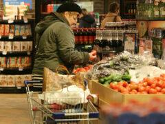 В России в IV квартале начнут выпускать продовольственные карты