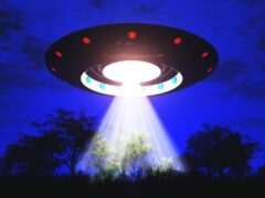 Над Иваново пролетел объект, похожий на НЛО