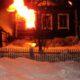 Четыре пенсионера погибли в пожаре в Свердловской области