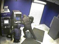Неизвестные взорвали банкомат и похитили деньги в Подмосковье
