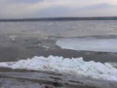 Мужчина прыгнул в Красноярске в реку Енисей и утонул