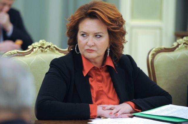 Елена Скрынник