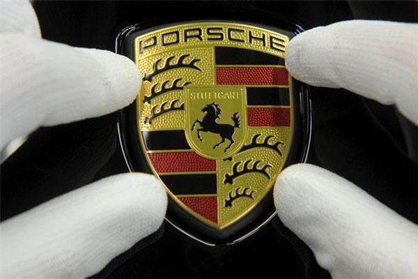 Porsche логотип