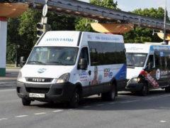 В Москве в режиме онлайн начнут контролировать работу маршрутных такси