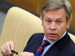 Алексей Пушков: США ведут холодную войну с Россией за счёт Европы