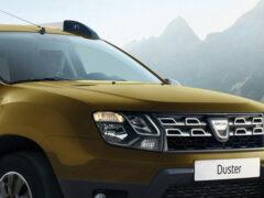 Renault утвердила дизайн обновленного кроссовера Duster