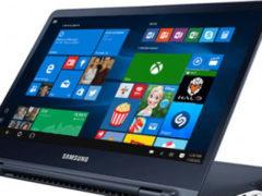 Samsung начал реализацию ультрабуков Notebook 9