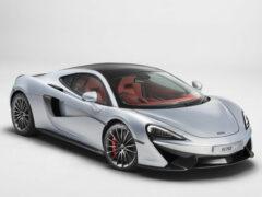 В Женеве McLaren представил самый роскошный и изысканный 570GT