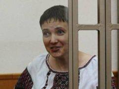 Тимошенко требует начать отдельную переговорную линию по Савченко