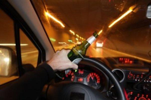 водитель алкоголь
