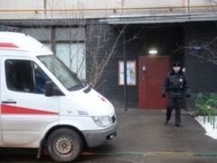 В Петербурге на Ленской улице неадекваты напали на «скорую»