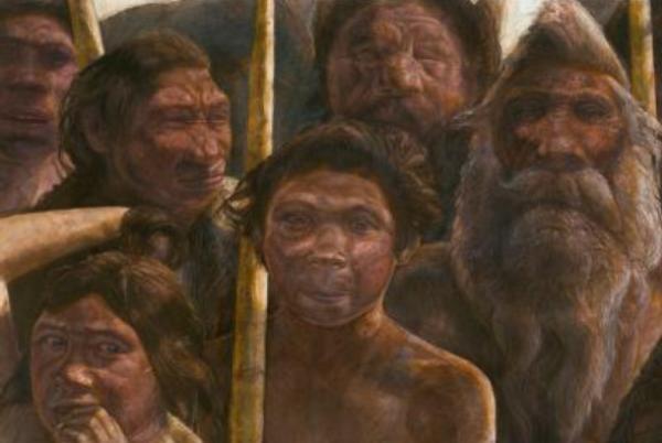 древнейший человек