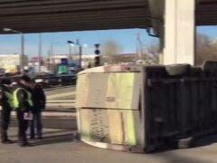 Два человека пострадали в ДТП с маршруткой на востоке Москвы