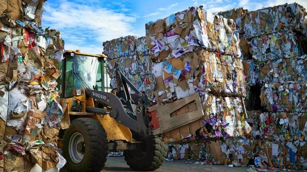 мусор переработка
