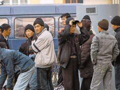 В Петербурге задержали уроженку Закавказья за организацию нелегальной миграции