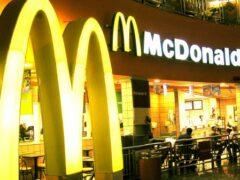 McDonald's откроет 1,5 тыс. ресторанов в Китае и Южной Корее