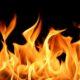 В Аннинском районе ночью горел «Опель»