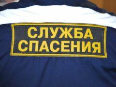 Сотрудники МЧС спасли двух человек на озере в Крупском районе