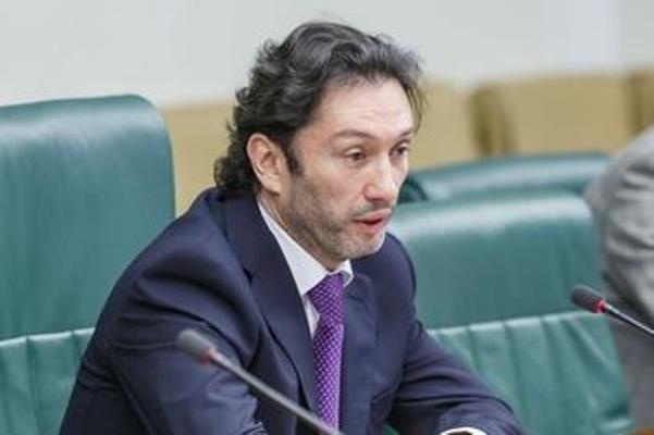 Сенатор Кавджарадзе