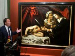 На чердаке дома обнаружили потерянную 400 лет назад картину Караваджо