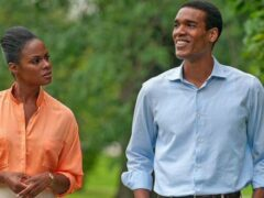 Вышел трейлер фильма об истории любви Барака Обамы и его жены