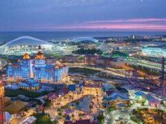 Сочи рассчитывает принять в 2016 году более 6 млн туристов