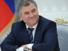 Володин в 2015 году заработал больше остальных кремлевских чиновников
