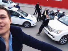 СК Тюмени проверит пассажира «Лексуса», оскорбившего инспектора ДПС