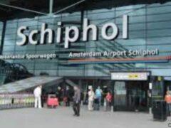 Аэропорт Амстердама был временно оцеплен из-за пьяного поляка