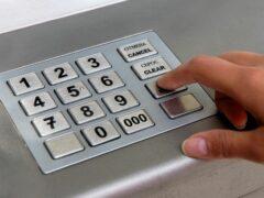 Петербург: На Ленинском проспекте взломали банкомат Сбербанка