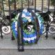 Представители Партии Роста возложили погребальные венки к зданиям столичных ведомств, похоронивших бизнес