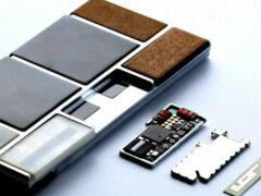 В конце года Google выпустит модульный смартфон Ara