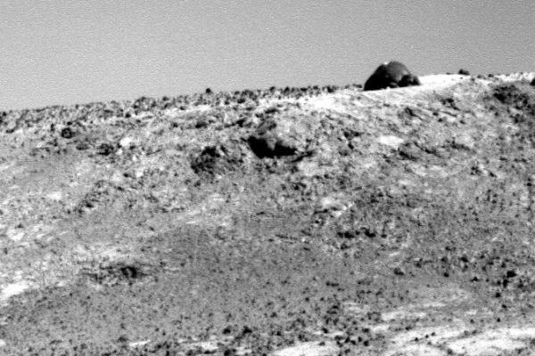 Марс, сооружения