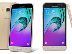 Galaxy J3: модель 2017 года от Samsung засветилась в Сети