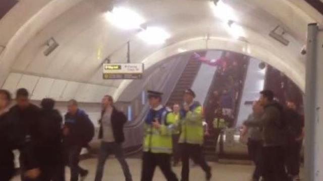 Лондон вокзал