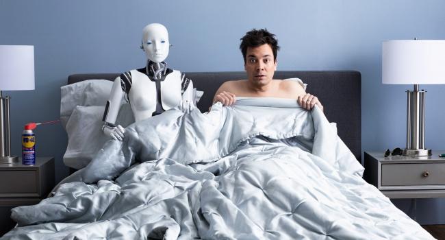 секс роботы
