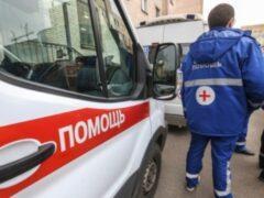 В Екатеринбурге пьяный мужчина напал с ножом на врачей «скорой помощи»