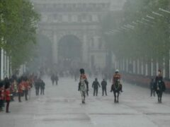 В Великобритании мужчина пытался прорваться в Букингемский дворец