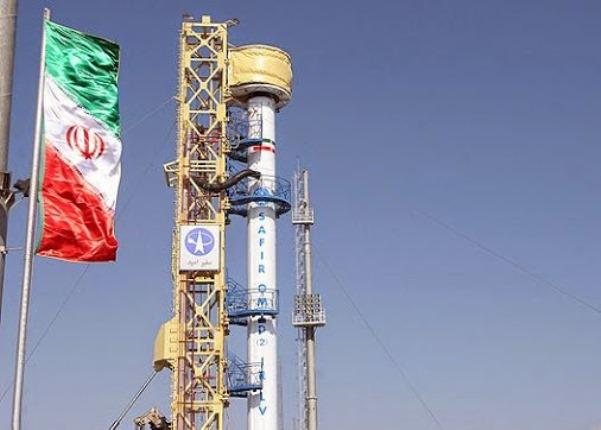 Иран запуск спутника