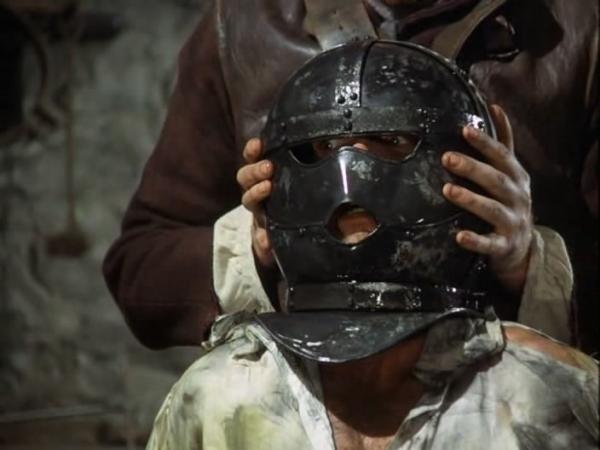 железная маска