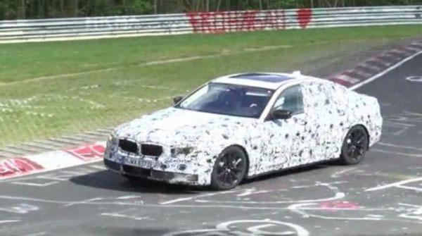 прототип BMW 5-й серии